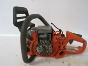 Husqvarna 440 Chainsaw Chain Saw Powerhead For Parts Or Rebuild Project