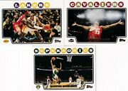 2008/09 Topps Gold Foil Complete Set 1 To 220 Lebron, Kobe, Durant, Westbrook