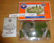 Lionel 34149 Sly Fox And The Hunter O Gauge Train Animated Layout Accessory Scene
