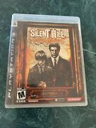 Silent Hill Homecoming Sony Playstation 3 Ps3, 2008 Cib Tested