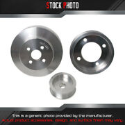 Bbk Power-plus Series Underdrive Pulley System For 94-95 Ford Mustang 5.0l 1554