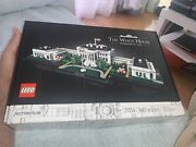 Lego The White House Architecture Building Set 21054 Brand New Unopened 1483 Pcs