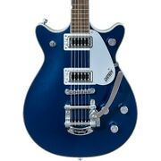 Gretsch Guitars G5232t Electromatic Double Jet Ft With Bigsby Midnight Sapphire