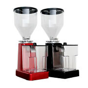 Electric Coffee Bean Grinder 150g/min Nut Seed Grinding Milling W/ Funnel 1l