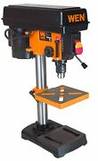 New 4208t 8-inch 5 Speed Drill Press 1/2 Keyed Chuck Tools Variable Speed