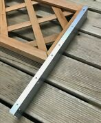 10pack Fence Height Trellis Extension Arms. 500mm 10 Pairs Postfix.