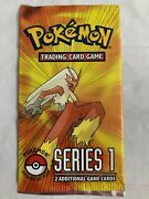 Pokemon Pop Series 1 Sealed Booster Pack