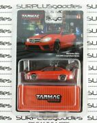 Tarmac Works 2021 Global64 Mercedes-benz C63 Amg Coupe Black Series Red