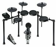 Alesis Nitro Kit | Electronic Drum Set With 8 Snare 8 Toms And 10 Cymbals