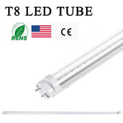 10-1000 Pack T8 G13 Double End Power Led Indoor Shop 4ft 18w Fluorescent Lamp