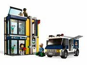 Lego 3661 City Series Bank And Money Transfer Special Edition Set 405 Pcs Age 5-12