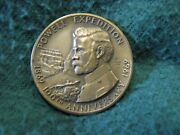 1869-1969 Powell Expedition 100th Anniversary Bronze Medal State Of Utah Nice