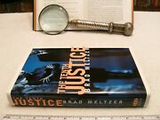 Brad Meltzer  The Tenth Justice Hardcover First Edition