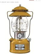 Coleman Season Lantern 2020 Edition With Carry Case Mustard Color From Japan