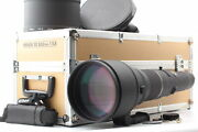 [mint In Case] Nikon Nikkor Ed 800mm F5.6 Ai-s Ais Telephoto Lens From Japan