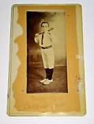 Babe Ruth Photograph, Childhood Photo, Type I First Generation, One Of A Kind