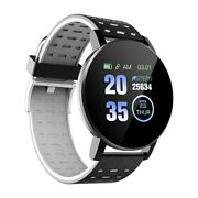 Man Smart Watch, Bracelet Heart Rate Monitor Wristband For Free Shipping