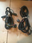 Fisher/western Truck Side H13 Headlight Harness Only 4 Port Module Only