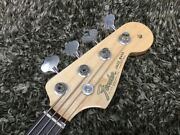 Fender American Vintage And03964 Jazz Bass Blk
