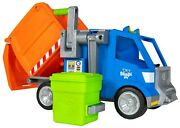 Blippi Recycling Truck Vehicle [hassle Free Packaging]