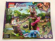Lego Friends Jungle Rescue Base 41424 Building Toy For Kids648 Pieces 2020 New