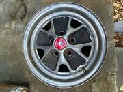 4 Original Ford Mustang Gt Wheels With Original Center Caps 1965–1966 14 In.