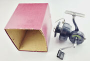 Rumer Super 48 French Spinning Reel In Box - Vintage Antique Fishing Tackle