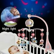 Baby Mobile Rattles Toys 0-12 Months Newborn Crib Bed Bell Toddler Rattles Cots