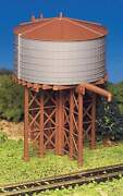 Bachmann Trains Plasticville Usa Water Tower Ho Scale Kit