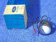 1964-1969 Ford Truck 1965-1967 Econoline Van License Plate Lamps Nos