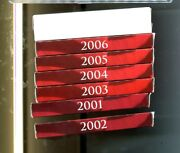 2001 - 2007 S United States Silver Full Proof Set Lot Of 7 With Boxes