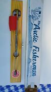 The Artic Fisherman Tip Up - Beaver Dam Wisconsin - Never Used With Box -vintage