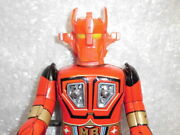 At The Time Of Broadcast Popy Mach Baron Spring Walk Tinplate Robot Red Popinica