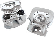 Stock 89cc Cyl Head Kit .640 Lift Springs Silver Powder-coat Sands Cycle 106-3255