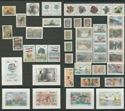 Syria Syriesyrien Full Stamps Sets From 1961 Till 2020 Mnh As Sg Catalogue