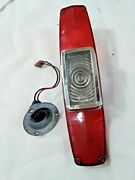1966 Ford Fairlane Station Wagon Tail Light Lens W Reverse 66cfe - 2f09