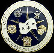 Director National Security Agency Nsa / Central Security Service Challenge Coin