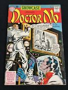 Showcase 43 Doctor No 1st Appearance James Bond In Comics 1963. Ungraded