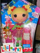 New Lalaloopsy Full Size Holly Sleighbells Doll 12 Large Sealed