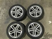 Audi A4 17 Wheels Rims And Tires