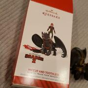 How To Train Your Dragon2 Hiccup And Toothless 2014 Ornament
