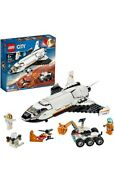 Lego City Space Mars Research Shuttle 60226 Space Shuttle Toy Building Kit With