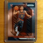 Trae Young Atlanta Hawks 2018 Panini Prizm 78 Rookie Card Rc In A Clean Case Nm