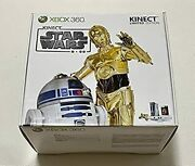 Xbox 360 320 Gb Kinect Star Wars Limited Edition End Of Manufacturer Production
