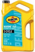 2-cycle Pennzoil Marine Xlf Engine Oil Protect Against Piston Scuffing 1 Gallon