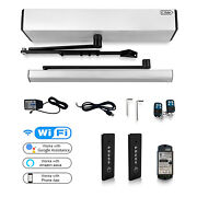 Automatic Swing Door Closer / Opener With Two Wireless Push Buttons