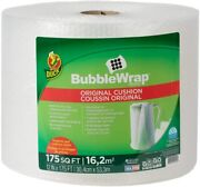 Brand Bubble Wrap Roll, Original Bubble Cushioning, 12 X 175', Perforated Every