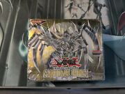 Yugioh Cyberdark Impact Factory Sealed 1st Edition Hobby Booster Box