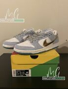 Nike Sb Dunk Low Sean Cliver 'holiday Special' Size 10   Dc9936-100 Fast Ship