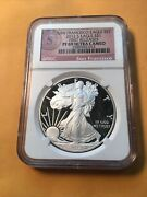 2012 S Proof Silver Eagle Ngc Pf69 Ultra Cameo 2585592-012